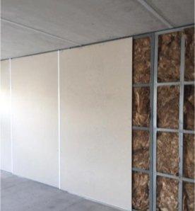 Fiber Cement Board Wall Covering