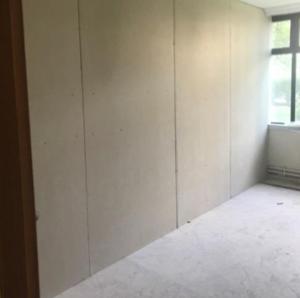 Fiber Cement Board Partition