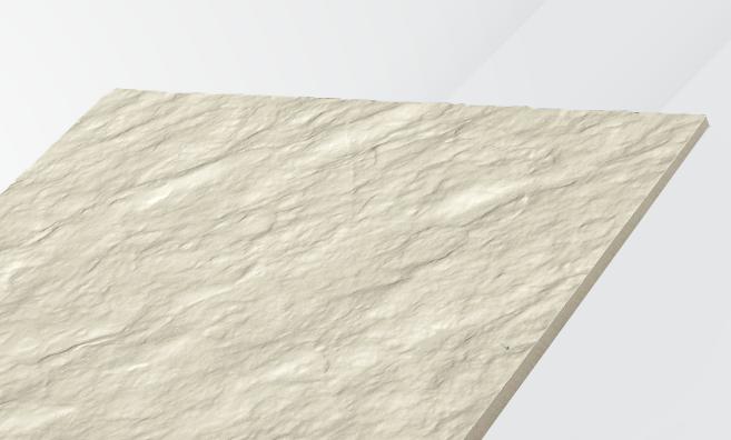 Fiber Cement Board - stone texture