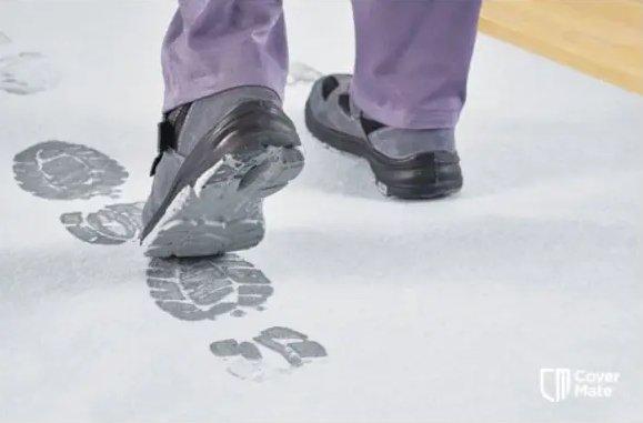 Floor Protection Fleece