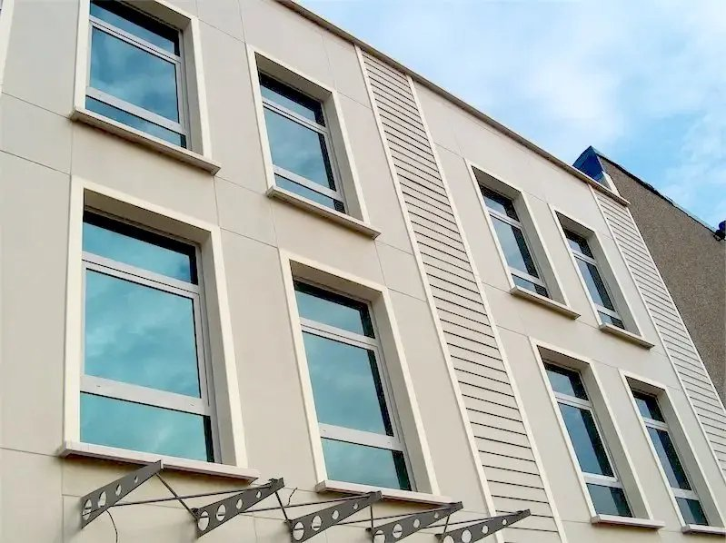 Fiber Cement Siding Board - exteriors - walls- interior- exterior-ICI Building Supplies
