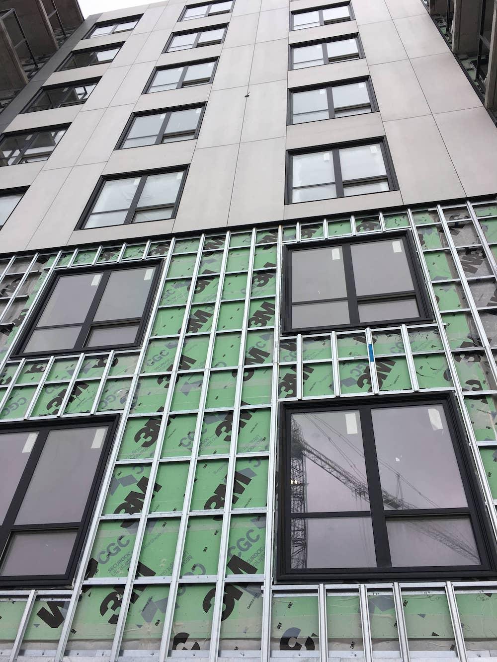 Exterior - fiber cement board - through coloured | ICI Building Supplies